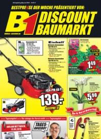 B1-Discount B1-Discount Prospekt KW 19 Mai 2015 KW19