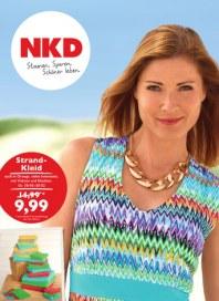 NKD NKD Prospekt KW 20 Mai 2015 KW20