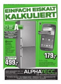 AlphaTecc Alphatecc Prospekt KW 20 Mai 2015 KW20