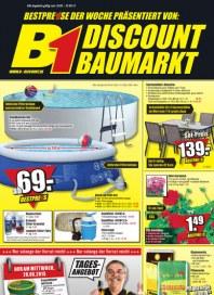 B1-Discount B1-Discount Prospekt KW 20 Mai 2015 KW20