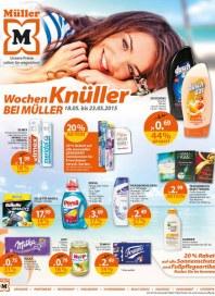 Müller Mu00fcller Prospekt KW 21 Mai 2015 KW21