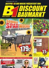 B1-Discount B1-Discount Prospekt KW 23 Juni 2015 KW23