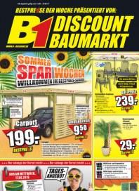 B1-Discount B1-Discount Prospekt KW 24 Juni 2015 KW24