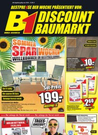 B1-Discount B1-Discount Prospekt KW 25 Juni 2015 KW25