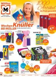 Müller Mu00fcller Prospekt KW 26 Juni 2015 KW26