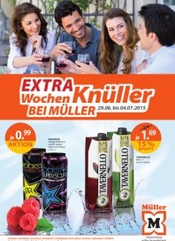 Müller Mu00fcller Prospekt KW 27 Juni 2015 KW27
