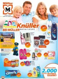 Müller Mu00fcller Prospekt KW 28 Juli 2015 KW28