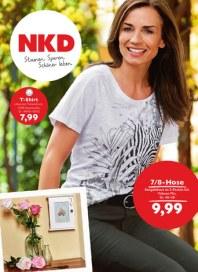 NKD NKD Prospekt KW 29 Juli 2015 KW29
