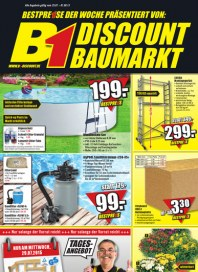 B1-Discount B1-Discount Prospekt KW 30 Juli 2015 KW30