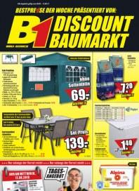 B1-Discount B1-Discount Prospekt KW 32 August 2015 KW32