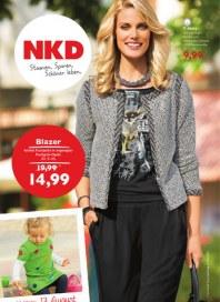 NKD NKD Prospekt KW 33 August 2015 KW33