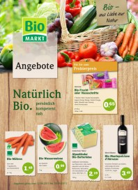 Biomarkt BioMarkt Prospekt KW 33 August 2015 KW33