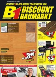 B1-Discount B1-Discount Prospekt KW 33 August 2015 KW33