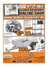 Globus Baumarkt Globus Baumarkt Prospekt KW 35 August 2015 KW35