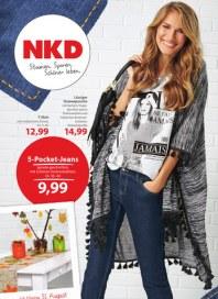NKD NKD Prospekt KW 35 August 2015 KW35