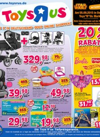 Toys'R'Us Toys'R'Us Prospekt KW 36 September 2015 KW36
