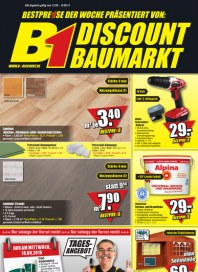 B1-Discount B1-Discount Prospekt KW 37 September 2015 KW37