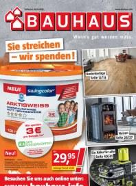 Bauhaus Bauhaus Prospekt KW 38 September 2015 KW38