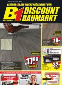 B1-Discount B1-Discount Prospekt KW 38 September 2015 KW38
