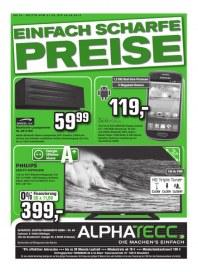 AlphaTecc Alphatecc Prospekt KW 39 September 2015 KW39