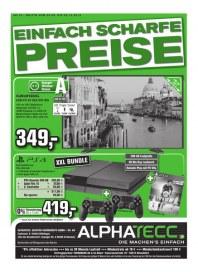 AlphaTecc Alphatecc Prospekt KW 40 September 2015 KW40