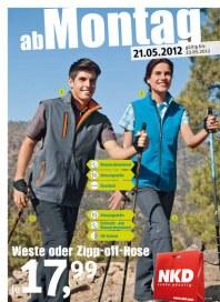 NKD Angebote KW21 Mai 2012 KW21