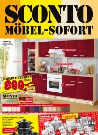 Prospekte SCONTO Möbel-Sofort Aktueller Prospekt Januar 2012 KW02