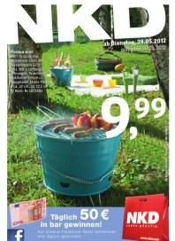 NKD Angebote KW22 Mai 2012 KW22