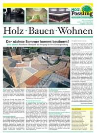 Holz Possling Der nächste Sommer kommt bestimmt März 2012 KW13