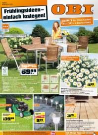 OBI Die Nr.1 für Ihren Garten März 2012 KW13