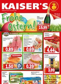 Kaiser's Frohe Ostern April 2012 KW14