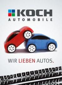 Koch Automobile Wir lieben Autos April 2012 KW13