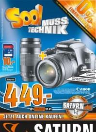 Saturn SOO! Muss Technik April 2012 KW14