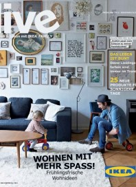 Ikea Wohnen mit mehr Spass März 2012 KW11