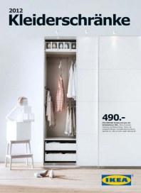 Ikea Kleiderschränke im Jahr 2012 Januar 2012 KW52