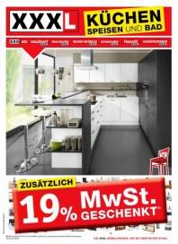 XXXL Möbelhäuser Küchen Speisen und Bad März 2012 KW13