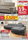 XXXL Möbelhäuser Zusätzlich 19 % MwSt geschenkt!-Seite9