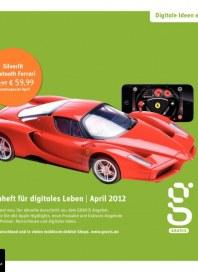 Gravis Ideenheft für digitales Leben! Im April 2012 April 2012 KW14