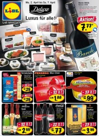 Lidl Luxus für Alle April 2012 KW14