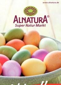 Alnatura Aktuell. Angebote März 2012 KW12
