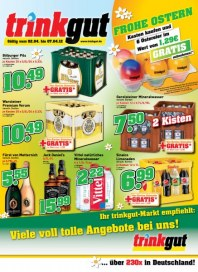 trinkgut Frohe Ostern April 2012 KW14