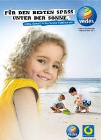 Vedes Für den besten Spaß unter der Sonne März 2012 KW10