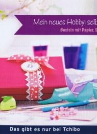 Tchibo Basteln mit Papier, Schmuck & Textil April 2012 KW14