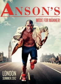 Anson's Sommer in London März 2012 KW13