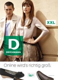 Deichmann Online wirds richtig groß März 2012 KW10
