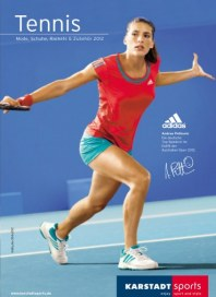 KARSTADT Alles für Tennis Januar 2012 KW03