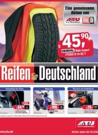 A.T.U Reifen für Deutschland März 2012 KW13