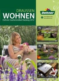 Dehner -Gartenmöbel im Jahr 2012 Januar 2012 KW05