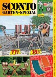 Sconto Garten-Spezial März 2012 KW12