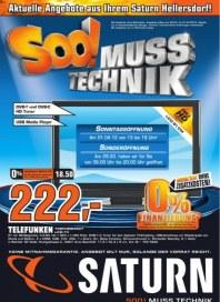 Saturn Garantiert ohne Zusatzkosten März 2012 KW13
